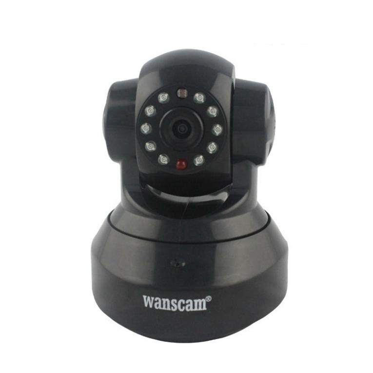 Wanscam HW0024 HD IRCUT SD v2 (zwart)